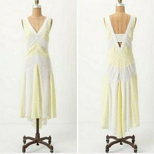 Anthropologie Leifnotes Southern Exposure Dress